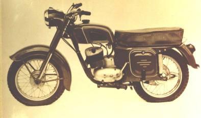 Славный мотоцикл ковровец модели